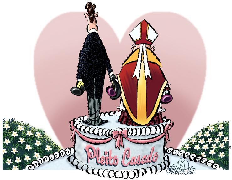 Pleito casado - Calderón