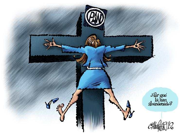 Crucifixión - Calderón
