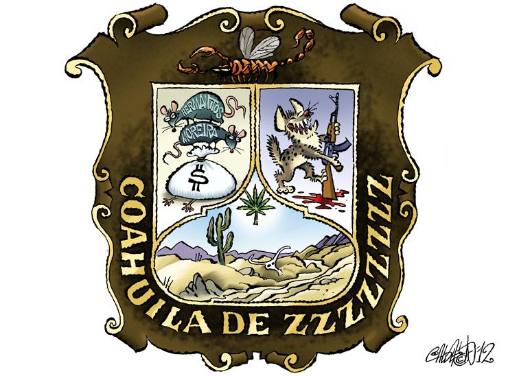 Coahuila de Zzzzzzzz -Calderón