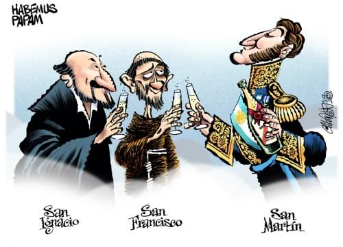 Habemos Papam - Calderón