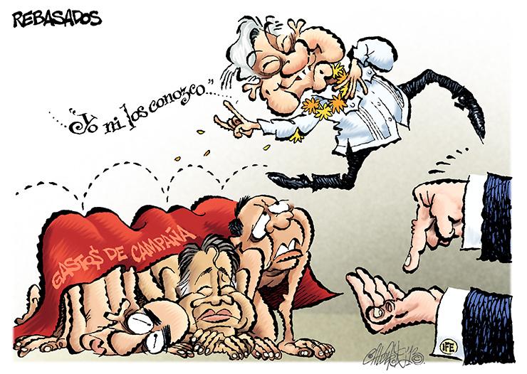 Rebasados - Calderón