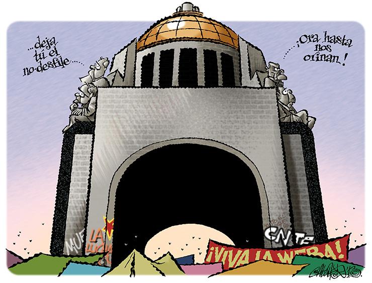 La Revolución, hoy - Calderón
