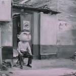 Chez Chang (Oil on canvas. 60 x 70 cm. 2011)