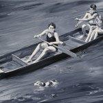 The-race-(Oil-on-canvas.-40-x-60-cm.-2011)