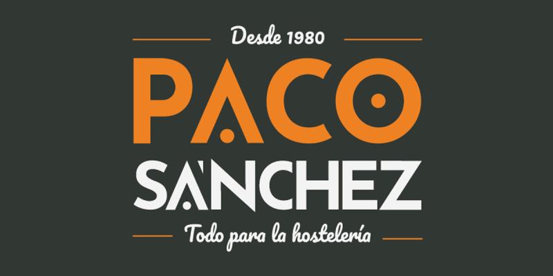 Paco Sánchez Hostelería, imagen de marca