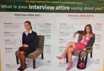 Job Interview Attire Dos and Don'ts
