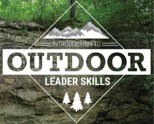 Intro to Outdoor Leader Skills (IOLS) logo