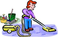 Cleaning for Pets and Humans in the Home