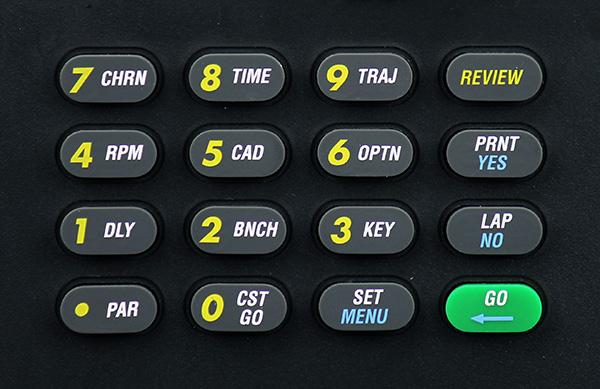 MKIV XP Keypad