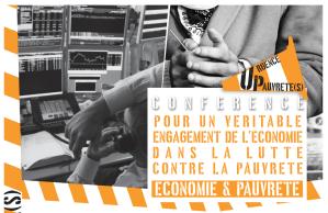Conférence d'Anne Isla – Pour un véritable engagement de l'économie dans la lutte contre la pauvreté – A Nîmes le vendredi 15 octobre à 18h30 –