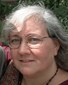 Ruth Feiertag, editor of Pact Press