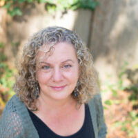 Dina Elenbogen, contributor to the Pact Press anthology, Fury: Women's Lived Experiences in the Age of Trump