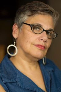 Jessica Handler, contributor to the Pact Press anthology, Fury: Women's Lived Experiences in the Age of Trump