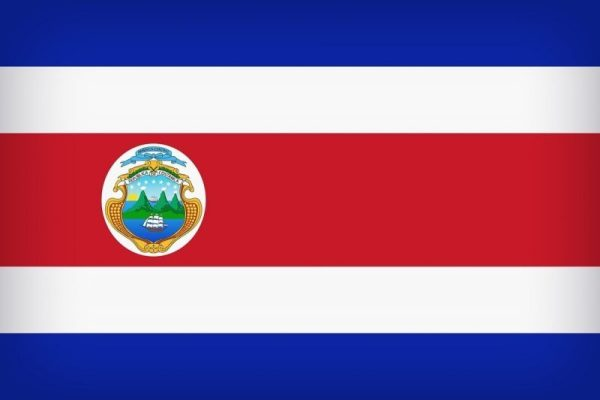 Direct flights from Europe to Costa Rica