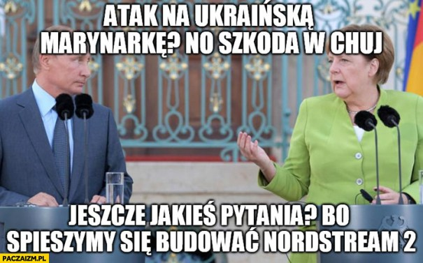 Nordstream 2 memy – Paczaizm.pl | memy polityczne, śmieszne obrazki,  dowcipy, gify i cytaty