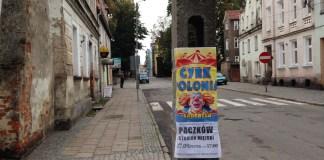 Cyrk Polonia przyjeżdża do Paczkowa