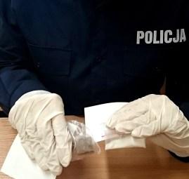 Narkotyki zabezpieczone przez policję