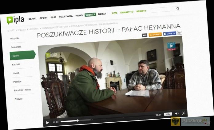 """""""Poszukiwacze historii"""" w Ściborzu"""