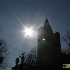 20 marca | Zaćmienie słońca nad Paczkowem | 20 marca mogliśmy obserwować niecodzienne zjawisko – częściowe zaćmienie słońca. Widok przechodniów spoglądających na niebo przez szkiełko od spawarki nie był niczym dziwnym. ;) | http://paczkow24.pl/zacmienie-nad-paczkowem/