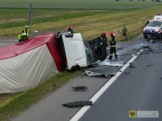 18 czerwca | Samobójstwo na drodze | Wiadomość, która wstrząsnęła Paczkowem. Mężczyzna, który zginął w wypadku na paczkowskiej obwodnicy prawdopodobnie popełnił samobójstwo zderzając się czołowo z ciężarówką. | http://paczkow24.pl/szokujaca-wiadomosc-to-moglo-byc-samobojstwo/ http://paczkow24.pl/kolejna-smierc-na-obwodnicy/