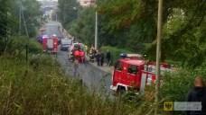 11 września | Nastolatka potrącona na chodniku | Dwudziestoparoletni kierowca mercedesa stracił panowanie nad kierownicą, wjechał na chodnik i potrącił pieszą 15-latkę. Dziewczyna z obrażeniami m.in. nóg, pleców i ręki trafiła do szpitala. | http://paczkow24.pl/nastolatka-potracona-na-chodniku/