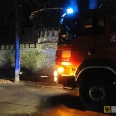 19 listopada | O włos od katastrofy | Na drewnianej ścieżce na murach obronnych przy ul. Wojska Polskiego pojawił się ogień. Prawdopodobnie doszło do podpalenia. | http://paczkow24.pl/podpalenie-na-murach/