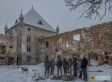 W Lisich Kątach zawiązał się Klub Poszukiwaczy Historii. Foto: Janusz Trybus