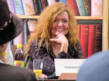 Katarzyna Enerlich by S.Czachorowski - Own work, CC BY-SA 3.0, https://commons.wikimedia.org/w/index.php?curid=20717817