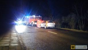 Tragiczny wypadek w Kamienicy. Nie żyje 57-letni rowerzysta