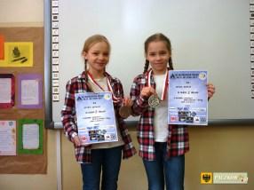 Bliźniaczki Amelia i Natalia Pater. Foto: PSP3