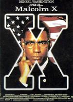 Locandina Malcolm X