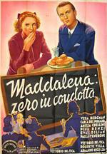 Locandina Maddalena: zero in condotta