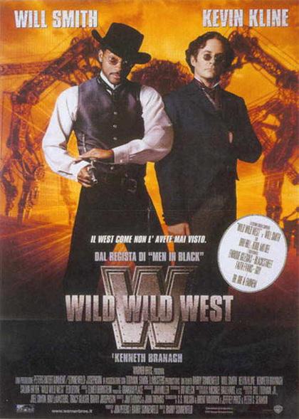 Locandina italiana Wild Wild West