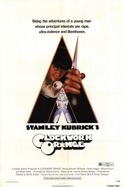 Carol Drinkwater Clockwork Orange