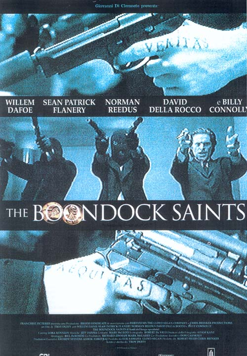 Locandina The Boondock Saints - Giustizia finale