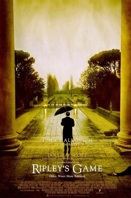 Locandina italiana Il gioco di Ripley
