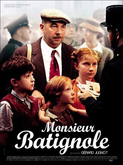 Locandina Monsieur Batignole
