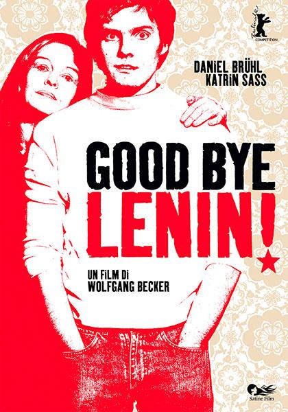 Locandina italiana Good Bye, Lenin!