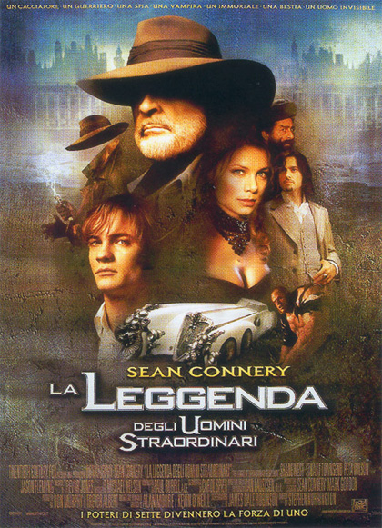 La leggenda degli uomini straordinari 2003  MYmoviesit