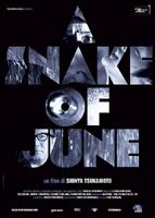 Locandina A Snake of June - Un serpente di giugno