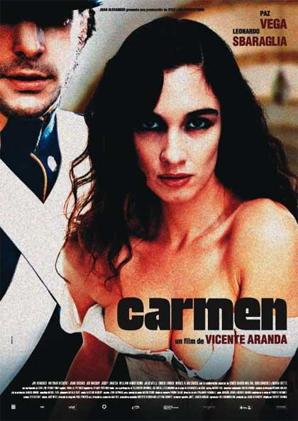 Locandina Per amare Carmen