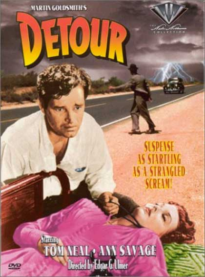 Locandina Detour - Deviazione per l'inferno
