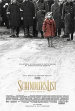 Locandina Schindler's List