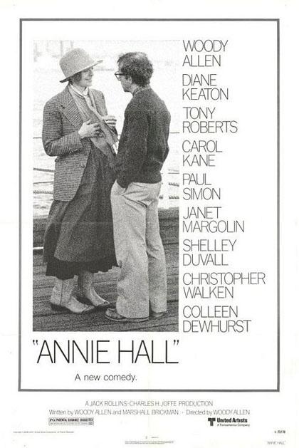 Poster Io e Annie