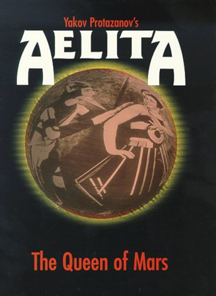 Locandina Aelita