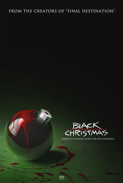 Poster Black Christmas - Un Natale rosso sangue