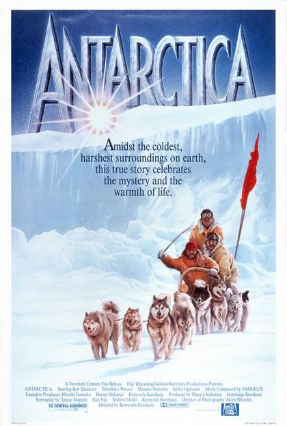 Locandina Antarctica