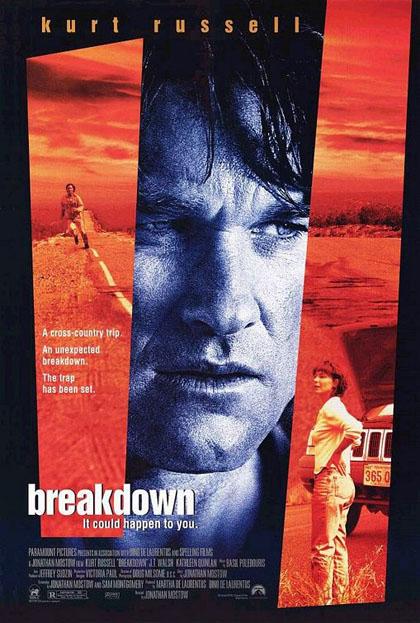 Locandina Breakdown - La trappola