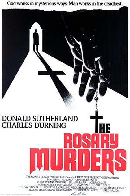 Locandina I delitti del rosario