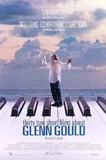 Locandina Trentadue piccoli film su Glenn Gould